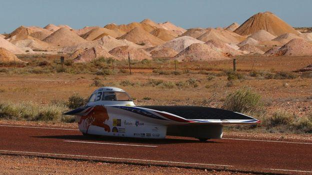 Solar Car Champions